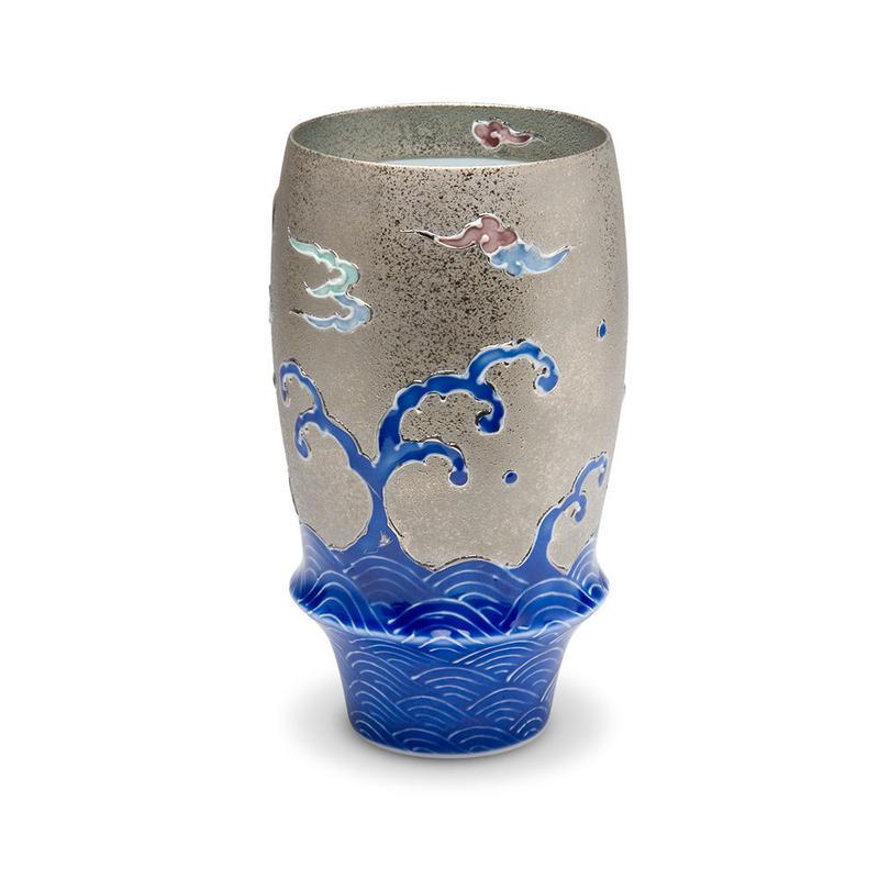 北斎 −プレミアムビアグラス−