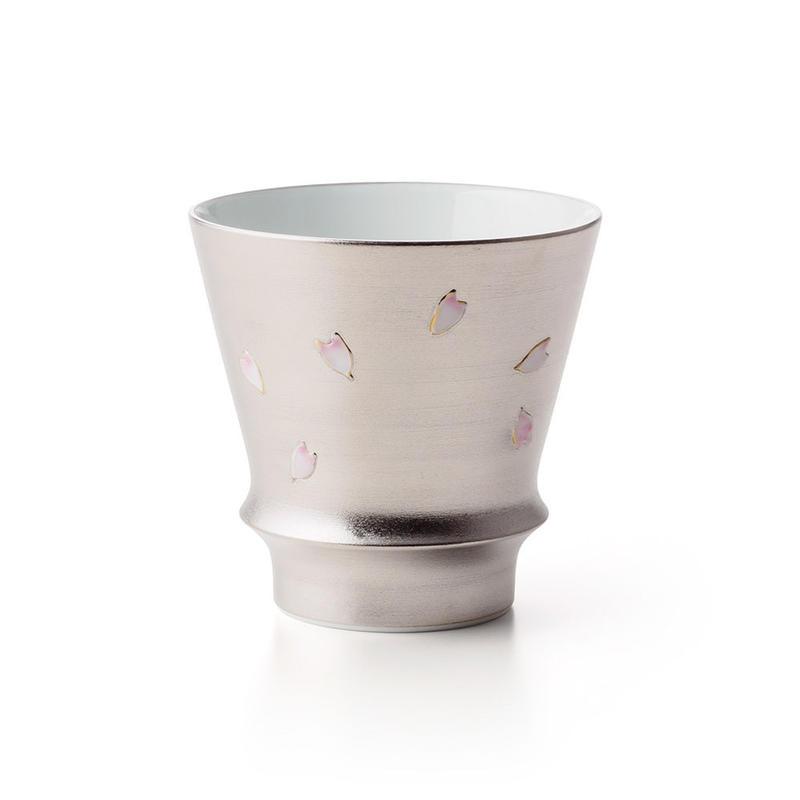 夜桜 −至高の焼酎グラス−