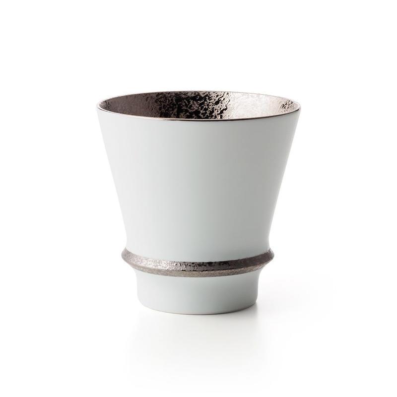 白内銀線 −至高の焼酎グラス−