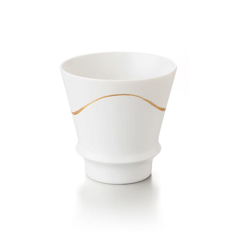 プロスト(白)−至高の焼酎グラス−