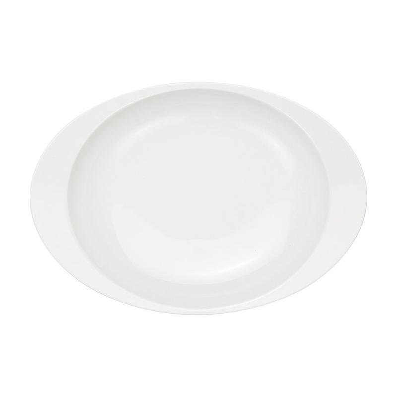 白磁 −極上のカレー皿【大】−