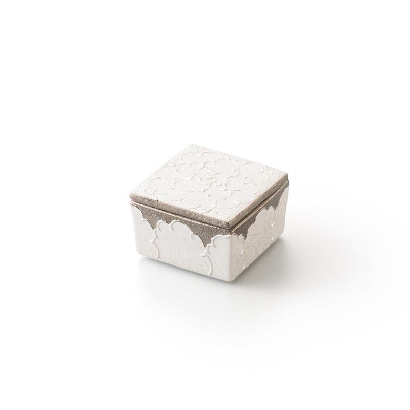 パール牡丹(プラチナ) Jewelry Box