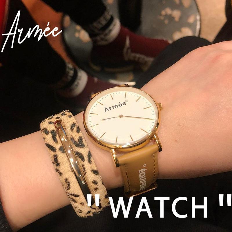 Armée WATCH #001 腕時計