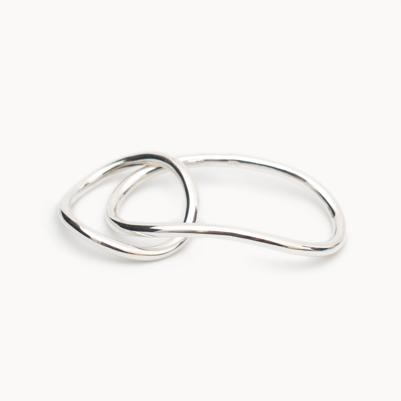Two Finger Double Ring - art. 1602R011010