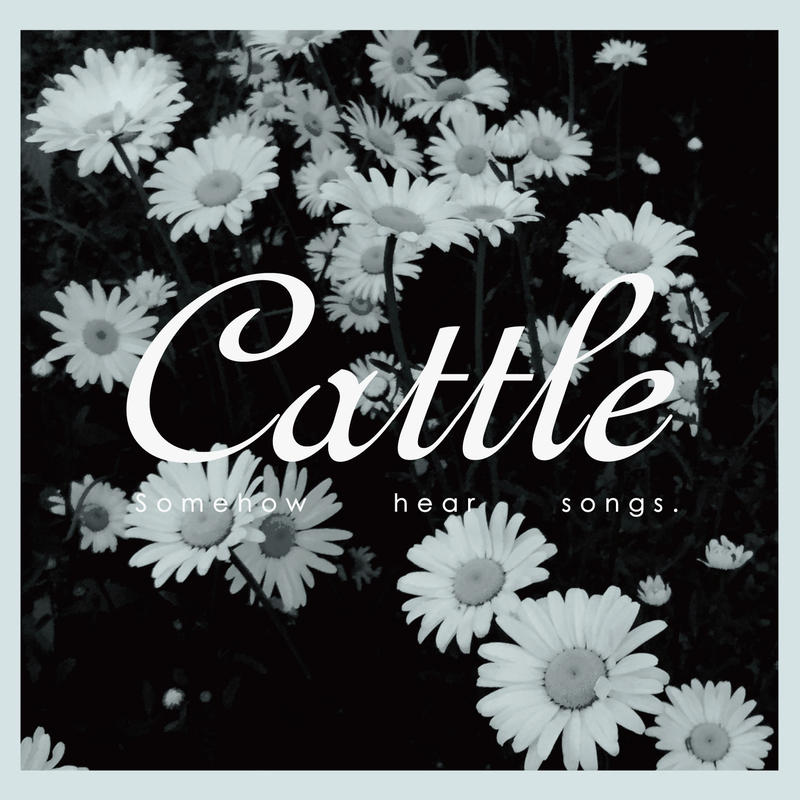 cattle【Somehow hear songs.】CD  produced by 五味誠