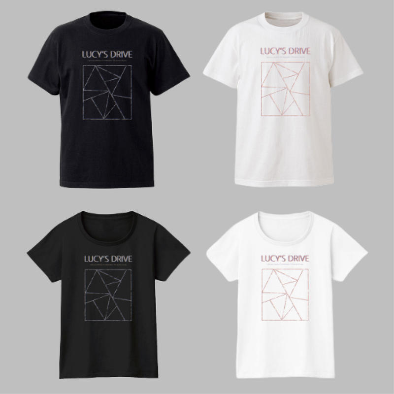 LUCY'S DRIVE / Tシャツ(音源付)