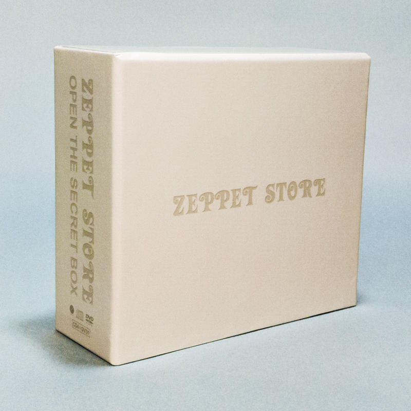 ZEPPET STORE / OPEN THE SECRET BOX(5枚組)