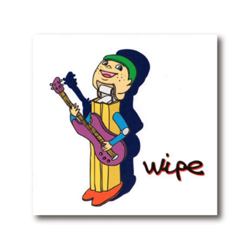 wipe (ワイプ) 1st album【wipe】
