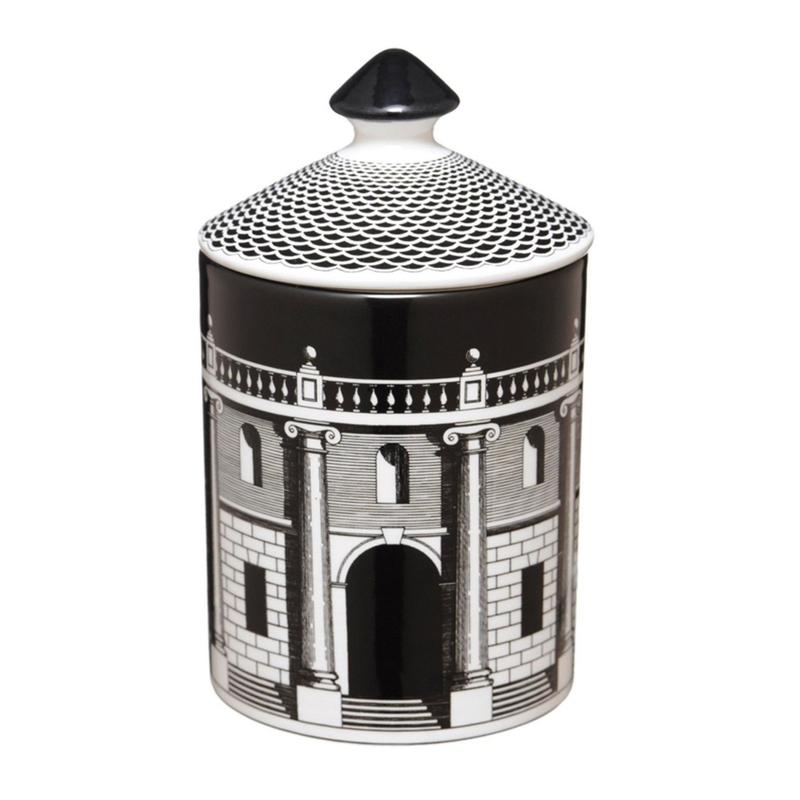 "FORNASETTI ""Palazzo"" CANDLE 300g"