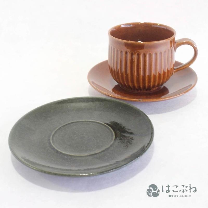 25/26 ソーサー キャラメル/ミドリ 木本紗綾香