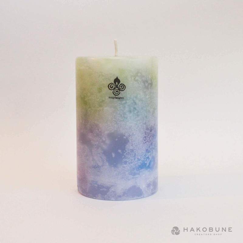 Marmor25132  / empfangen candle