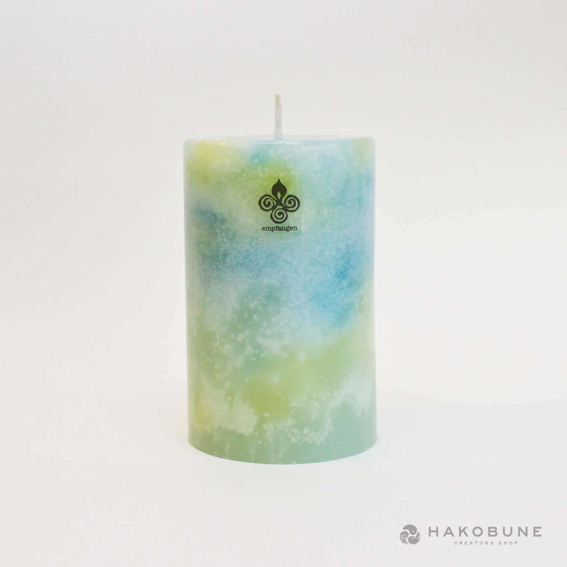 Marmor25130  / empfangen candle