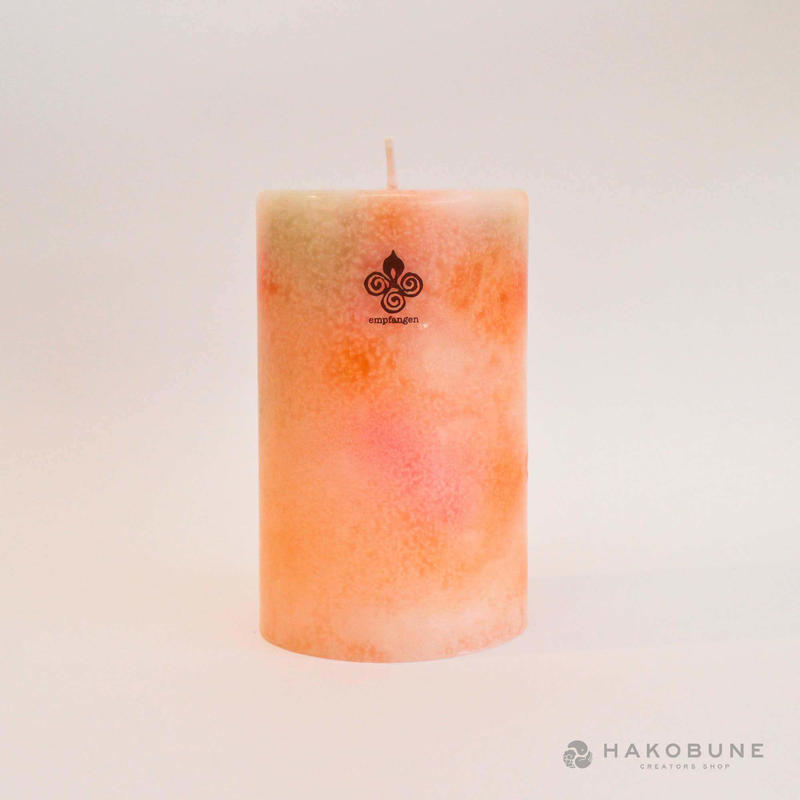 Marmor25133  / empfangen candle