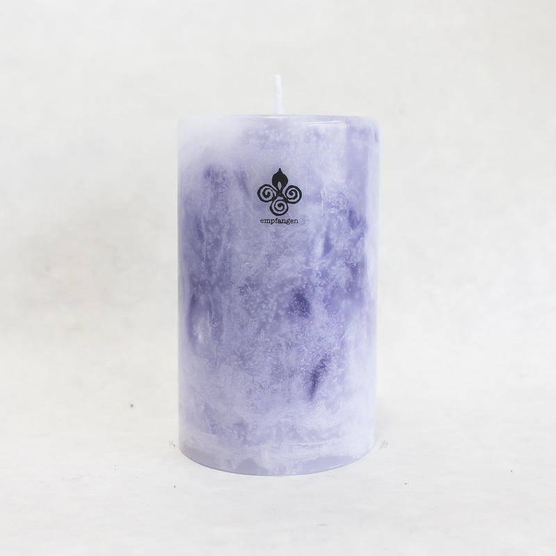 Marmor25112  / empfangen candle