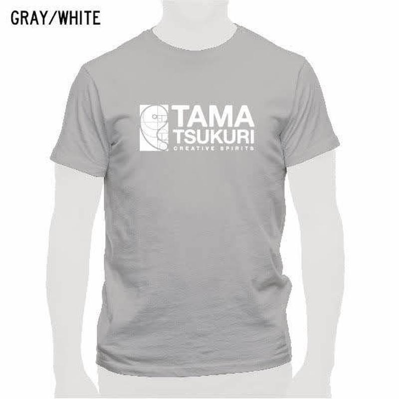 タマスピTシャツ グレー/メンズ・レディース