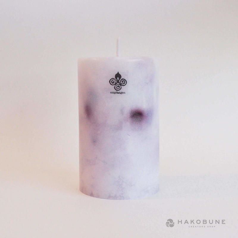 Marmor25126  / empfangen candle