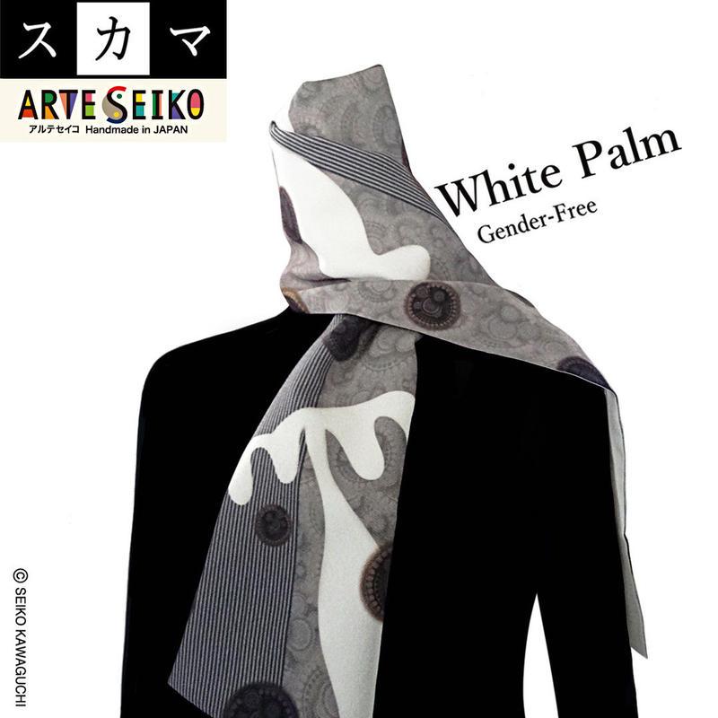 No.23 SCA★SCAMA【White Palm 】スカマ【ホワイトパーム】花言葉は「勝利」「成功」