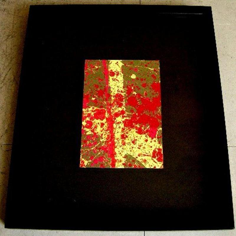 現代アート作家・今井アレクサンドルの Oil painting 抽象 4