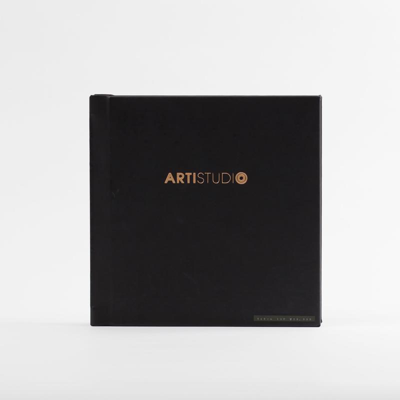Album 8×8 inch (20×20 cm) 12p 商品券