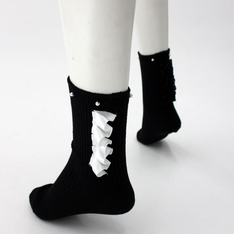 mode frill socks
