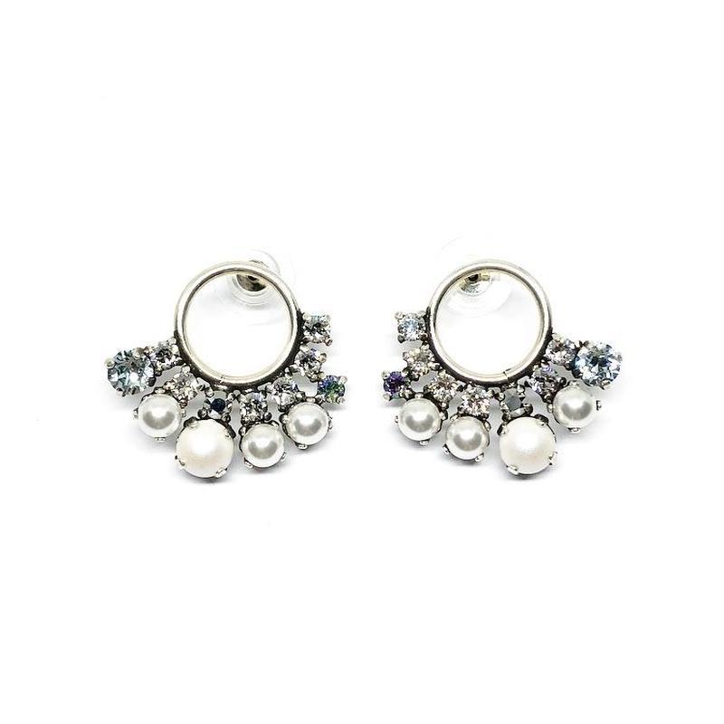 NEBULA Pierced Earrings