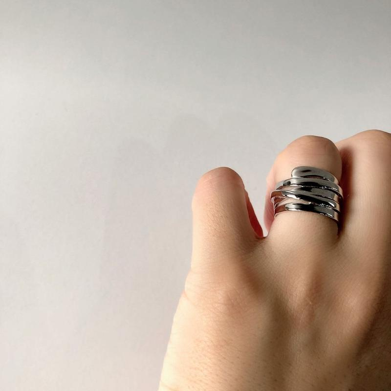 silver925 デザイン ring