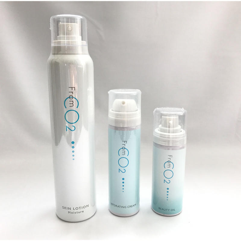 乾燥肌対策・炭酸モイスチャーセット