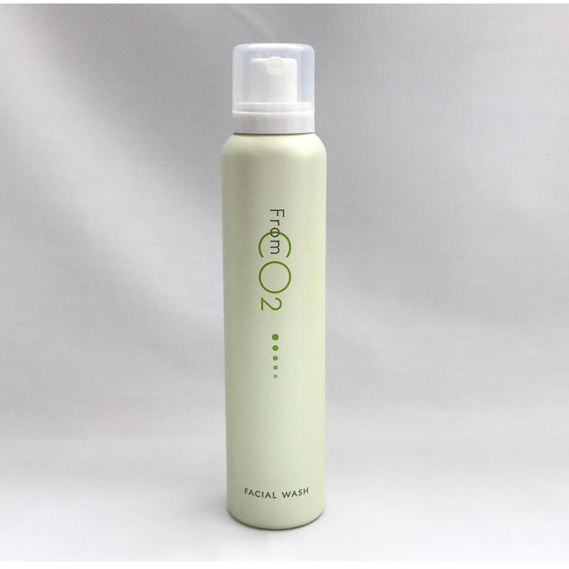 フロムCO2 フェイシャルウォッシュ(泡洗顔)