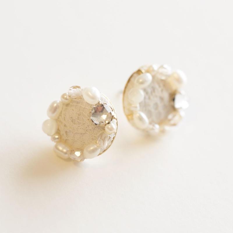 Circle Bijoux Pierce/Earring