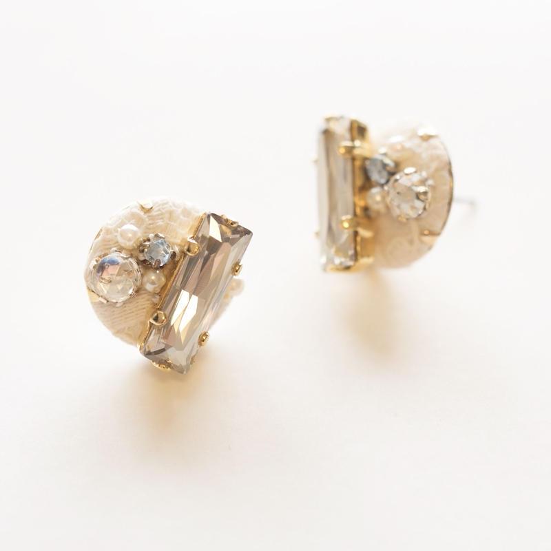 Baguette Pierce/Earrings
