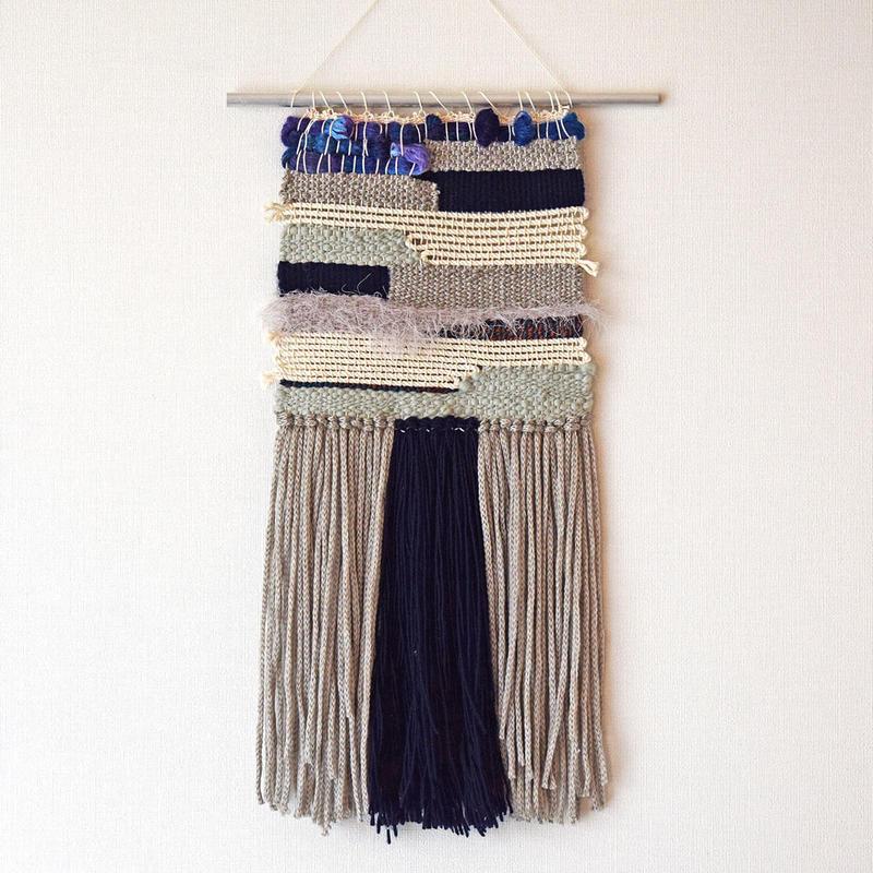 weaving L1605blue