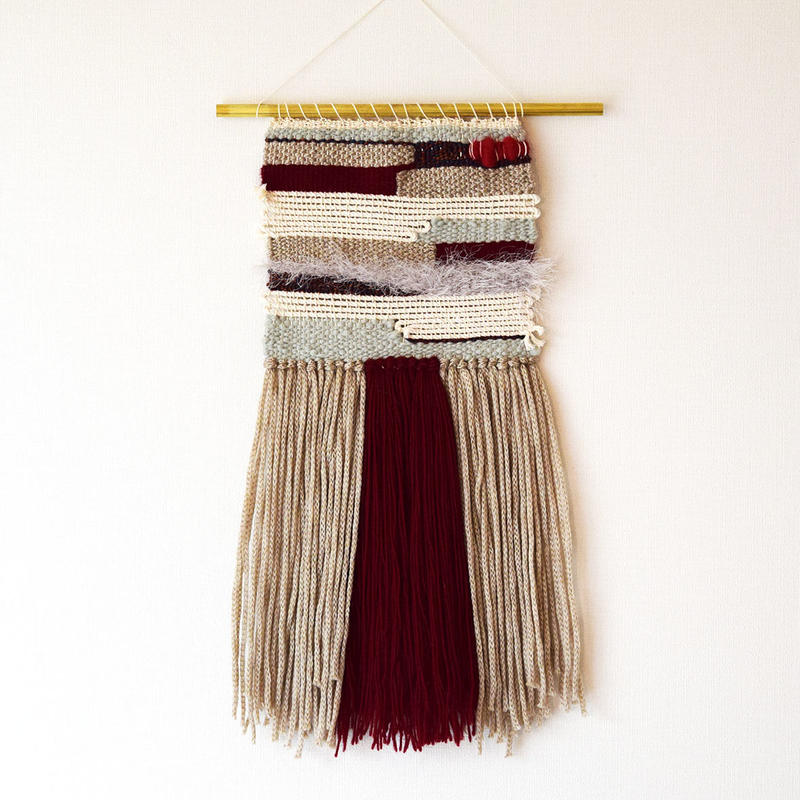 weaving L1605 red