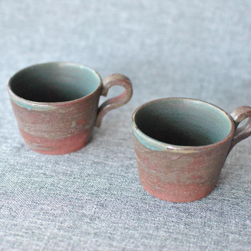 NUIT Roux mug (S) set of 2 | マグ(S) 2個セット