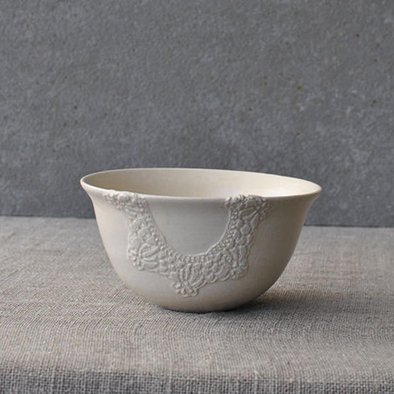NUIT Lace bowl | レース ボウル