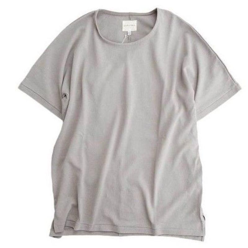 CURLY(カーリー)   BREEZIN' DS TEE   LT.GRAY