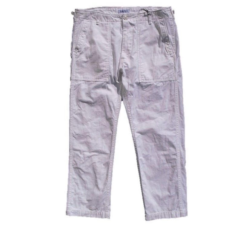 ORDINARY FITS(オーディナリーフィッツ)     NEW BAREFOOT FATIGUE PANTS