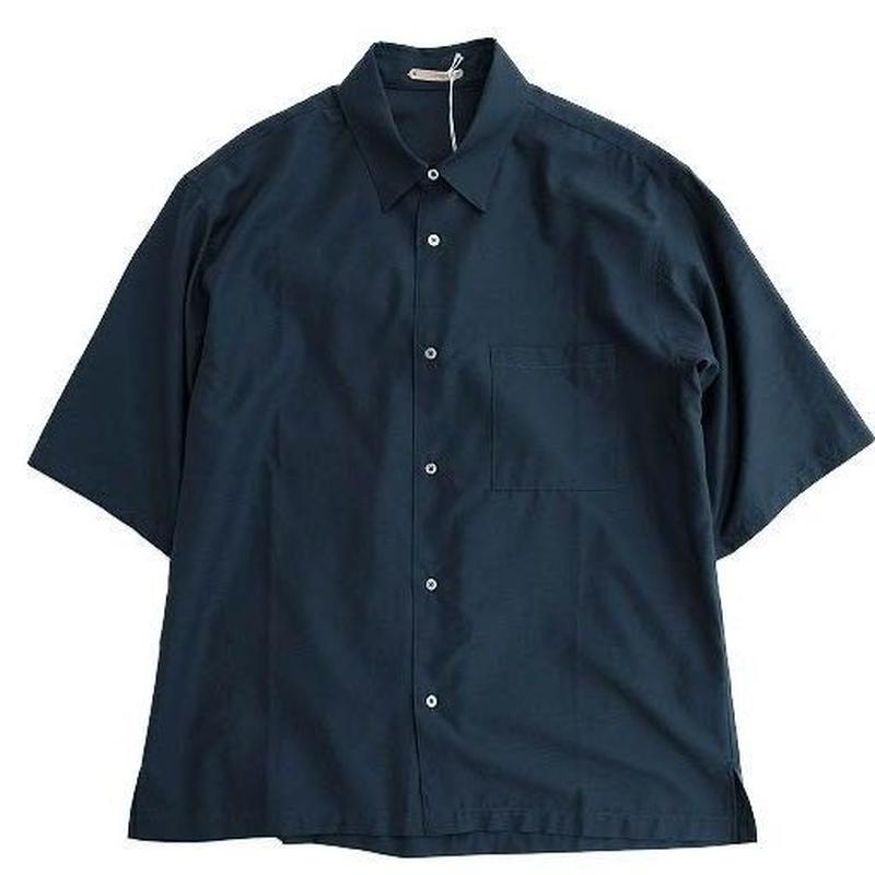 LAMOND(ラモンド)   WIDE SHIRTS    NAVY