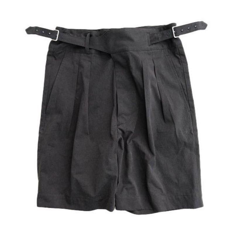 *A NONTADE(アボンタージ)   Gurkha Shorts   DK,NAVY