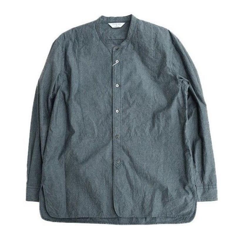 STILLBYHAND(スティルバイハンド)  シャンブレーシャツ