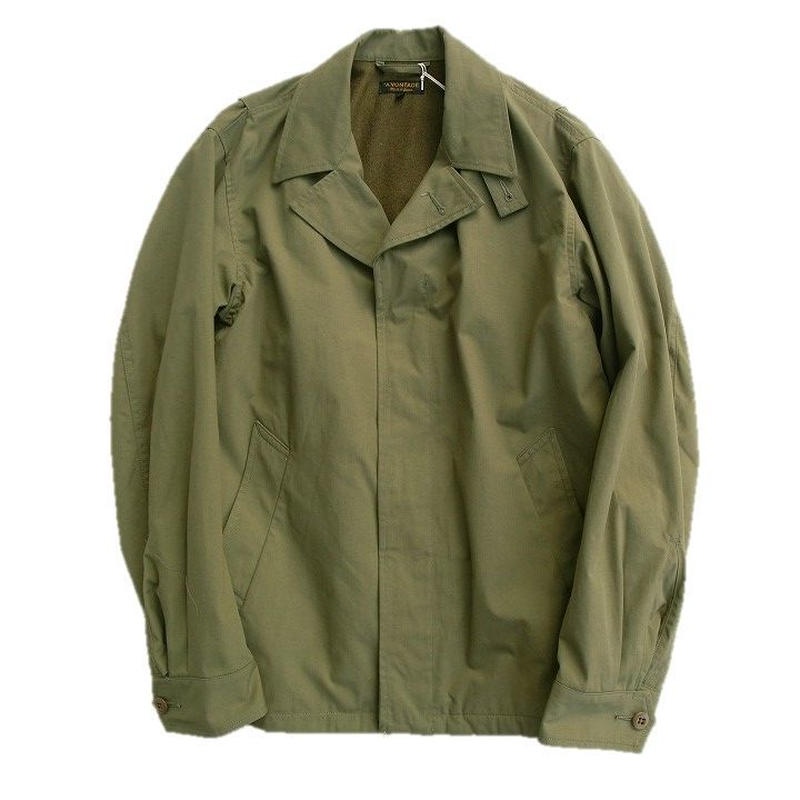 *A VONTADE(アボンタージ)   M-41 Jacket Modify
