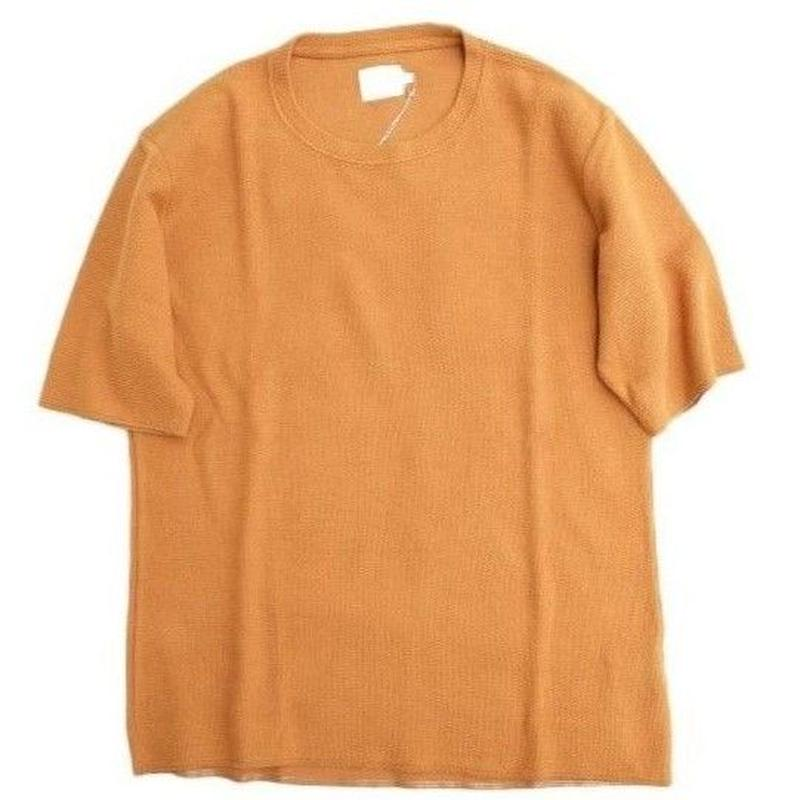 CURLY(カーリー)   BROMLEY HS TEE  CAMEL