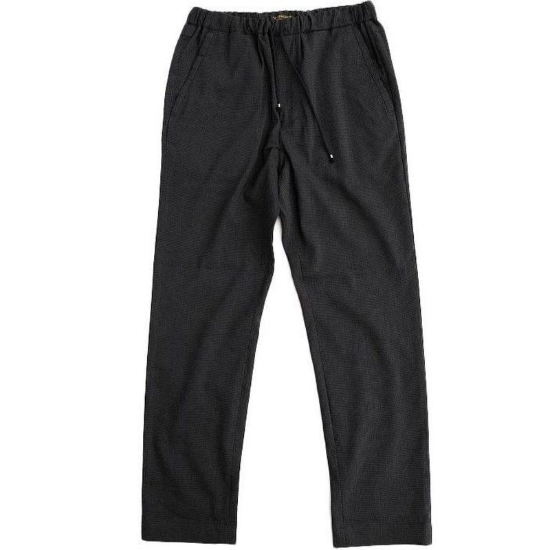 *A VONTADE(アボンタージ)   Slim Easy Slacks  CHARCOAL H,TOOTH