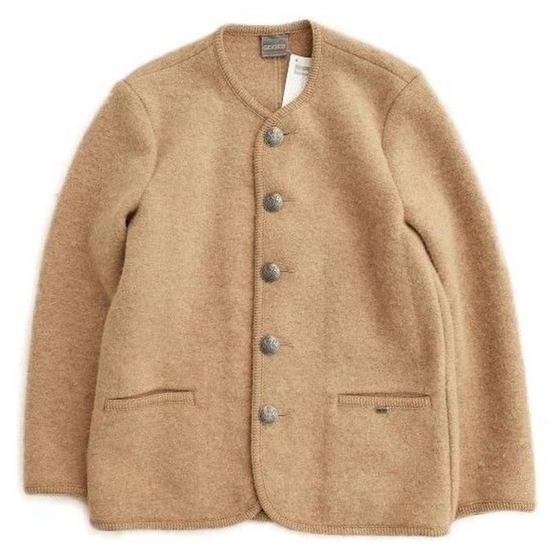 GEIGER(ガイガー)   ノーカラーウールジャケット