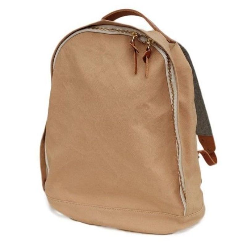suolo(スオーロ)   WOOD PACK  BEIGE