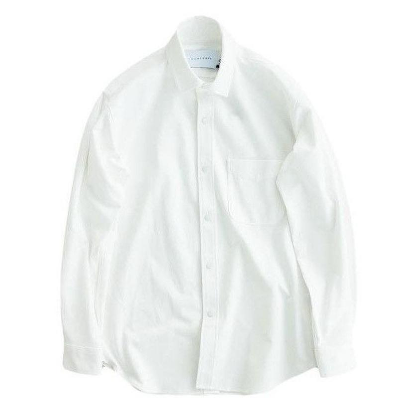 CURLY(カーリー)   BLEECKER RC SHIRTS   WHITE