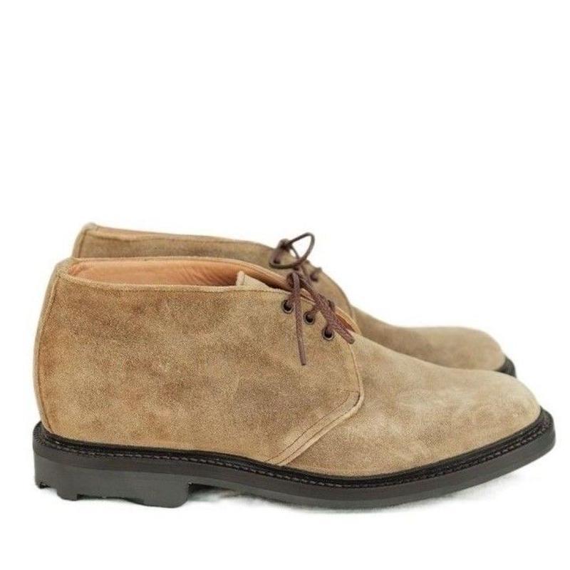 SANDERS(サンダース)  1817 / 3TIE CHUKKA BOOT
