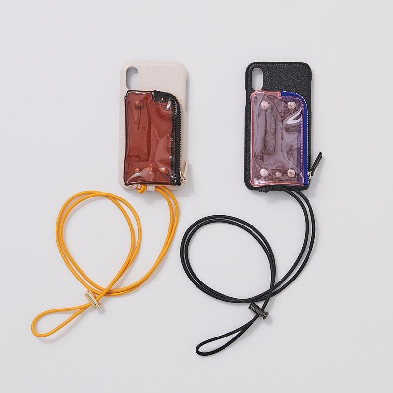B&C  PVC  case (iphoneXsMax対応サイズ)
