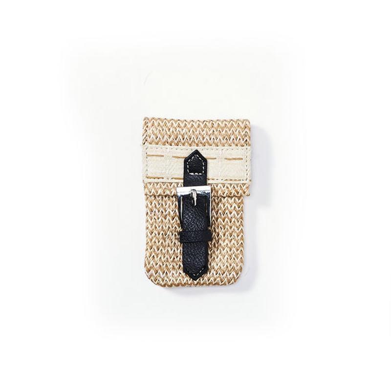Natural basic case(付属ポケットのみ)