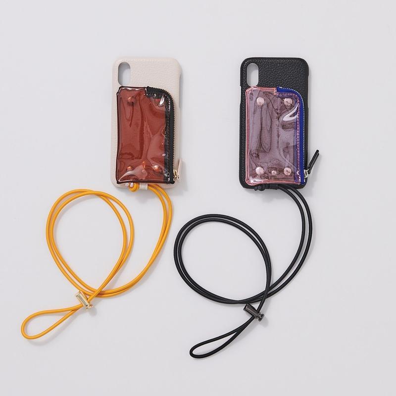 B&C  PVC  case (iphoneXR対応サイズ)