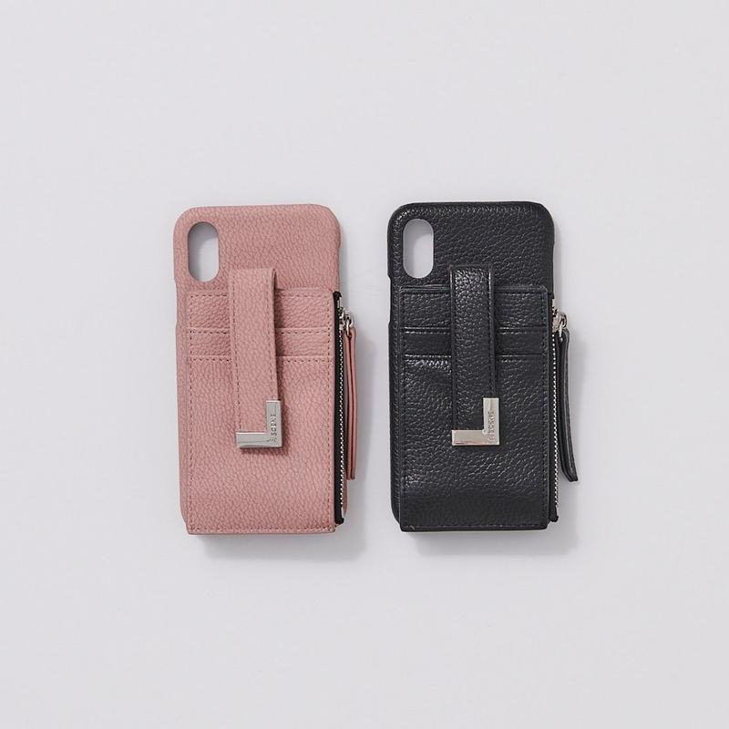 B&C card case(iphoneX/Xs対応サイズ)